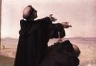 Szenen aus dem Leben Martin Luthers — Luther beim Anblick Roms