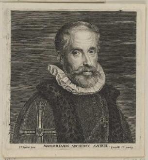 Bildnis des Maximilianvs III.