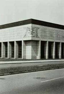 Opernhaus; Semperoper; Zweites Dresdner Hoftheater