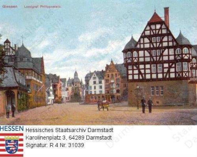 Gießen, Landgraf-Philippsplatz