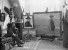 Künstleratelier Hans Hammer (1879-1919), Genremaler und Illustrator