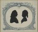 Bildnisse des Johann Gottfried Heinrich Lucanus und seiner Gattin, geb. Wolleb