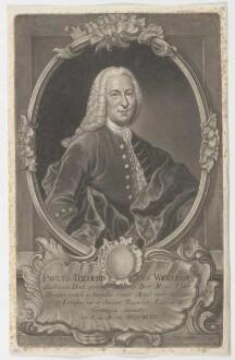 Bildnis des Pavlvs Theophilvs Werlhof