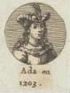 Bildnis der Gräfin Ada von Holland