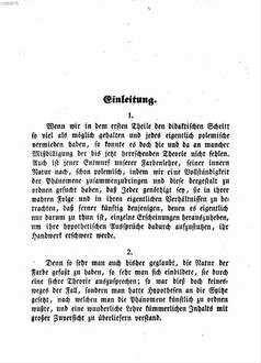 Sämmtliche Werke : in vierzig Bänden. 38, ˜Derœ Farbenlehre polemischer Theil