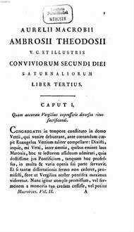 Opera : Ad Optimas Editiones Collata ; Praemittitur Notitia Literaria ; Accedunt Indices Studiis Societatis Bipontinae. 2