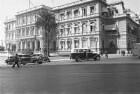 Reisefotos Argentinien. Stadtbilder Buenos Aires. Öffentliches Gebäude