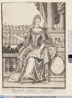 Elisabeth Juliane, Herzogin von Braunschweig-Lüneburg