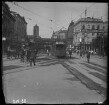 Berlin, Straßenbahn, Alexanderplatz