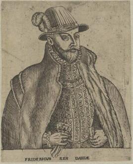 Bildnis des Fridericus II.