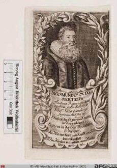 Bildnis Sigismund Schererz