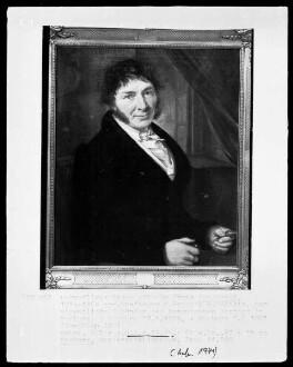 Bildnis des Johann Moritz David Herold, 1822-1862 Professor der Medizin und Zoologie in Marburg (1790-1862)