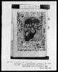 Niederländisches Stundenbuch (Handschrift der Brüder vom gemeinsamen Leben) — Ausgießung des heiligen Geistes, Folio 46verso