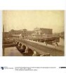 Blick von der Friedrichsbrücke auf die Nationalgalerie und das Neue Museum