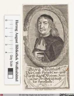 Bildnis Georg Neumark