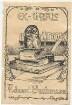 Buchmann, Eduard / Exlibris