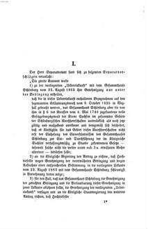 Kritik des Minoritäts-Gutachtens über die mittelst Allerhöchsten Decrets vom 16. November 1863 an die Stände gelangte Urkunde, die mit dem Gesammthause Schönburg wegen der in den Schönburg'schen Receßherrschaften noch nicht zur Ausführung gelangten Gesetze betreffend