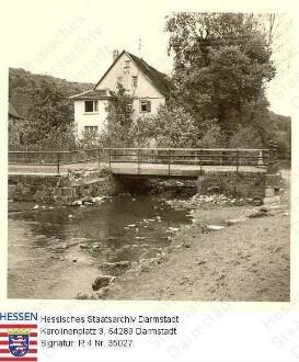 Gonterskirchen, Brücke über die Horloff