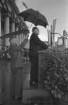 Schlusskundgebung beim Bundesliederfest 1951.