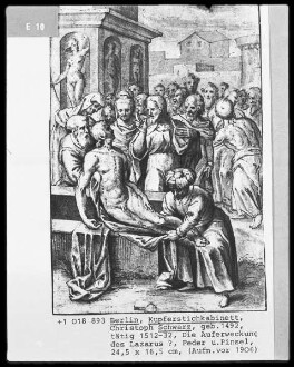 Die Auferweckung des Lazarus?