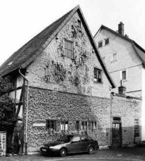 Mainzer Gasse 9, Hinterhaus