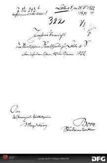 Jahresbericht der Städtischen Realschule zu Calbe a.S. [Elektronische Ressource] ... - 1921/22; 1921/22