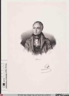 Bildnis François-Pierre-Guillaume Guizot