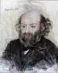 Bildnis des Paul Cézanne