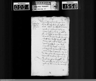 November-Dezember 1567