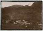 """Erster Weltkrieg - """"Aus den Stellungskriegen in den Vogesen"""" - Natzwiller (früher deutsch: Natzweiler), Département Bas-Rhin"""
