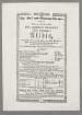 München. Kgl. Hof- und National-Theater. Freitag den 12. April 1839 ... Alidia, romantische Oper in drei Akten, von Otto Prechtler. Musik vom königl. Kapellmeister Franz Lachner ...