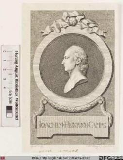 Bildnis Joachim Heinrich Campe