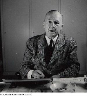 Portraitserie George Grosz