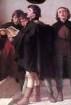 Luther verbrennt die Bannbulle