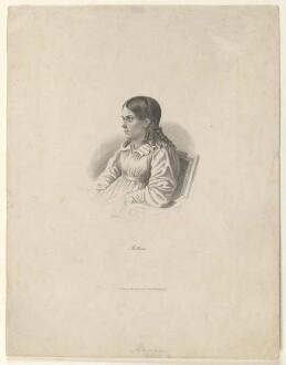 Bildnis der Bettina von Arnim