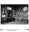 Aufstellung der Gemäldegalerie und der Skulpturensammlung im Kaiser-Friedrich-Museum, Raum 32, Florentinische Gemälde und Bildwerke des frühen 15. Jhd.
