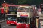 London - Innenstadtverkehr