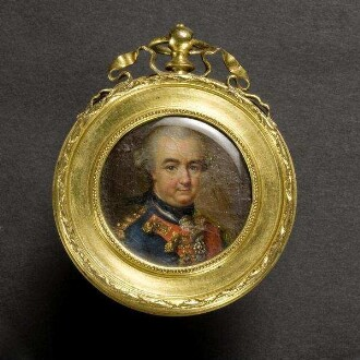 Porträt des Kurfürsten Carl Theodor