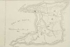 Kartenmaterial für Diavorträge. Reproduktion einer Karte von Trinidad