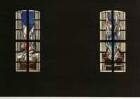 Entwürfe für zwei Altarfenster in der Evangelischen Kirche in Archfeld
