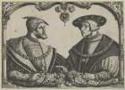 Doppelbildnis von Karl V. und Ferdinand I.