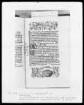 Gebetbuch — Hirsch in umzäuntem Garten, Folio 29recto