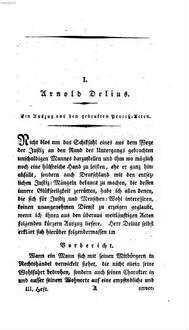 Annalen der leidenden Menschheit : in zwanglosen Heften. 3, 3. 1797