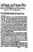 Fünff vom Hundert : Von Widerkauffs Gülten des heyligen Römischen Reichs declaration vnd ordnung zu Augspurg auffgericht, Anno Domini 1500 vnd 1548