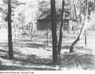 Boxberg/Oberlausitz, Kapelle, Ansicht über den Friedhof von Nordwesten