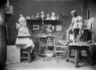 Künstleratelier Maier, Bildhauer