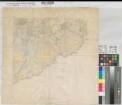 Recklinghausen (Vest) - Landvermessung - 8. Recklinghausen - um 1811 - 1 : 20 000 - 52 x 52 - kol. Zeichnung - Kellner - KSM Nr. 763,8