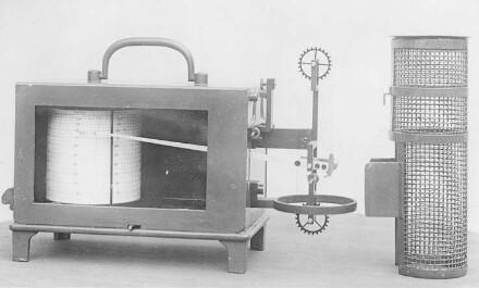 Haarhygrometer von Fuess