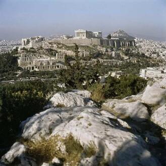 Athen. Akropolis