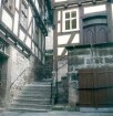 Marburg. Wendelgasse